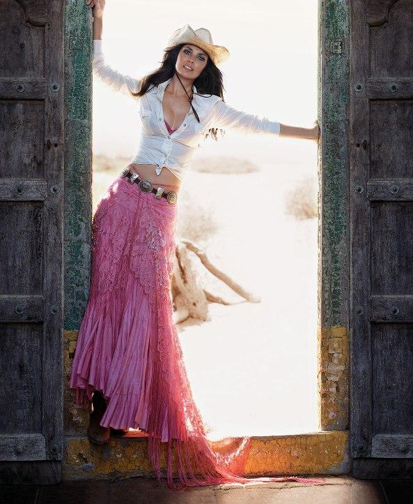 Канадская кантри-певица Шанайа Твейн. Фото / Shania Twain photo