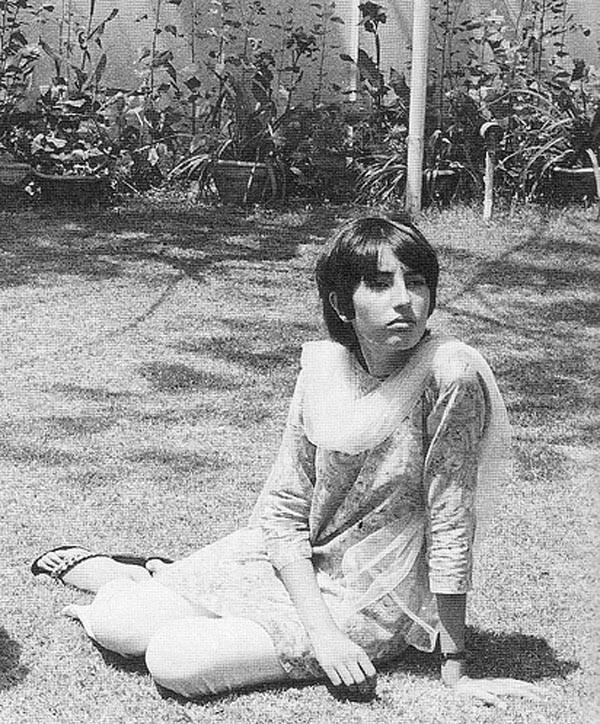 Беназир Бхутто в детстве. Фото