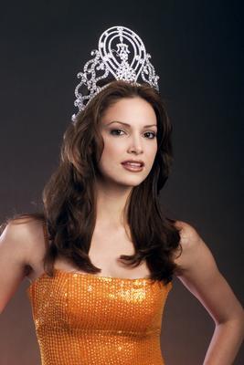 Дениз Киньонес Мисс Вселенная 2001 фото / Denise Quiñones Miss Universe 2001 photo