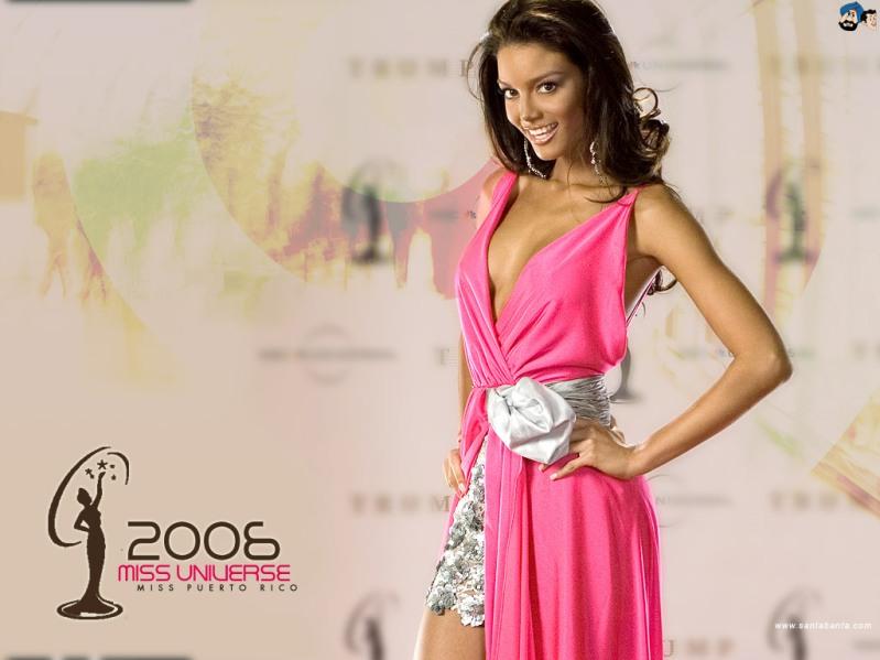 Сулейка Ривера Мисс Вселенная 2006 фото / Zuleyka Rivera Miss Universe 2006 photo