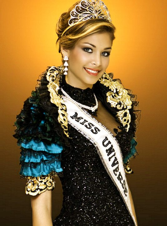 Дайана Мендоса Мисс Вселенная 2008 фото / Dayana Mendoza Miss Universe 2008 photo