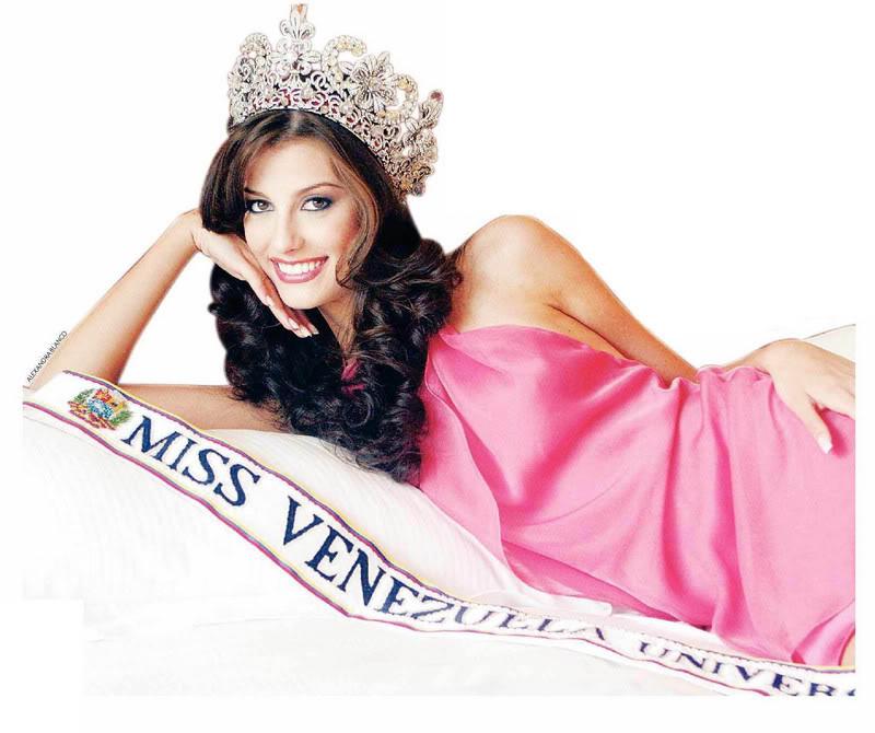 Стефания Фернандес Мисс Вселенная 2009 фото / Stefanía Fernández Miss Universe 2009 photo