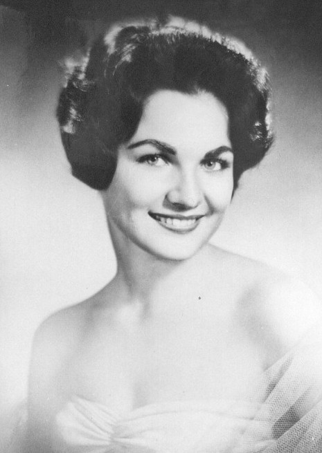 Линда Бемент Мисс Вселенная 1960 фото / Linda Bement Miss Universe 1960 photo