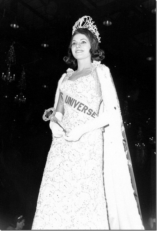 Йеда Мария Варгас Мисс Вселенная 1963 фото / Iêda Maria Vargas Miss Universe 1963 photo