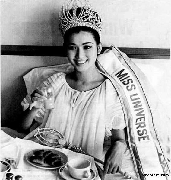 Aпасра Хонгсакула Мисс Вселенная 1965 фото / Apasra Hongsakula Miss Universe 1965 photo