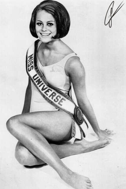 Маргарета Арвидссон Мисс Вселенная 1966 фото / Margareta Arvidsson Miss Universe 1966 photo