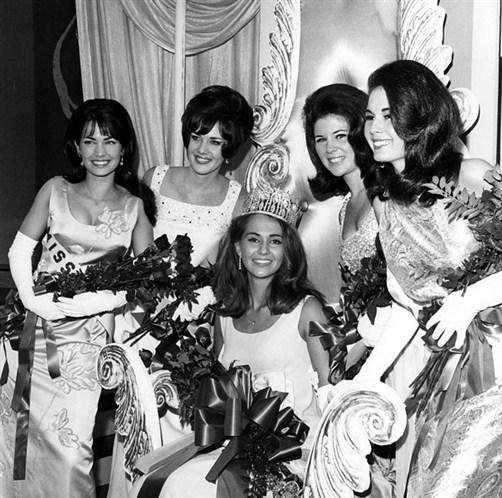 Сильвия Хичкок Мисс Вселенная 1967 фото / Sylvia Hitchcock Miss Universe 1967 photo