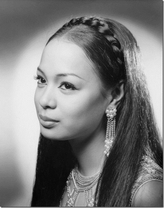 Глория Мария Диас Мисс Вселенная 1969 фото / Gloria Maria Diaz Miss Universe 1969 photo