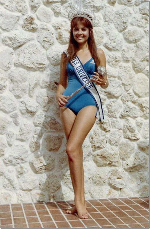 Марисоль Маларет Мисс Вселенная 1970 фото / Marisol Malaret Miss Universe 1970 photo