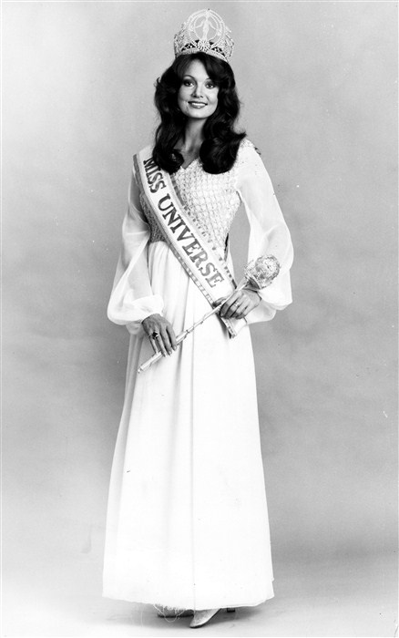 Керри Энн Уэллс Мисс Вселенная 1972 фото / Kerry Anne Wells Miss Universe 1972 photo