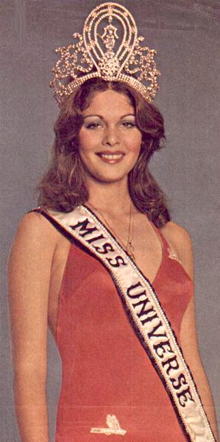 Рина Мессингер Мисс Вселенная 1976 фото / Rina Messinger Miss Universe 1976 photo
