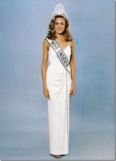 Шон Уизерли Мисс Вселенная 1980 фото / Shawn Weatherly Miss Universe 1980 photo