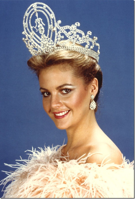 Ирене Саэс Мисс Вселенная 1981 фото / Irene Sáez Miss Universe 1981 photo