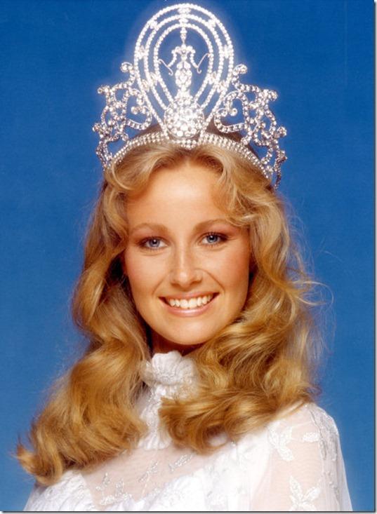 Ивонн Ридинг Мисс Вселенная 1984 фото / Yvonne Ryding Miss Universe 1984 photo