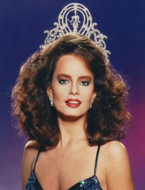 Сесилия Болокко Мисс Вселенная 1987 фото / Cecilia Bolocco Miss Universe 1987 photo
