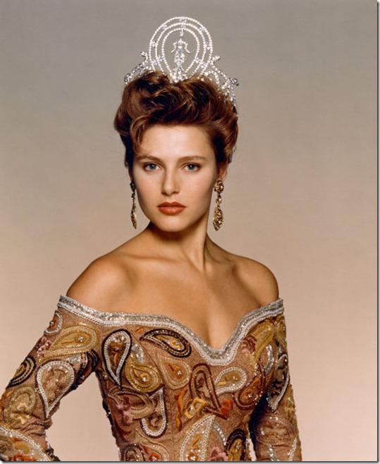 Мона Грудт Мисс Вселенная 1990 фото / Mona Grudt Miss Universe 1990 photo