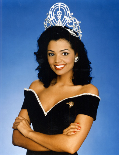 Челси Смит Мисс Вселенная 1995 фото / Chelsi Smith Miss Universe 1995 photo