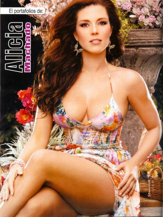 Алисия Мачадо Мисс Вселенная 1996 фото / Alicia Machado Miss Universe 1996 photo