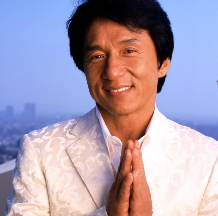Китайский актёр и режиссёр Джеки Чан. Фото / Jackie Chan photo
