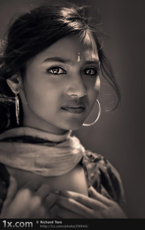 Бенгальская девушка фото / Bengali girl photo