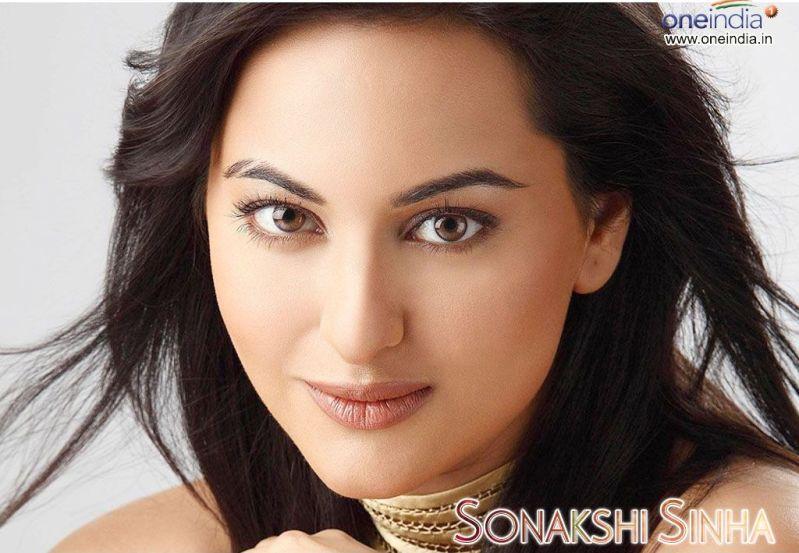 Индийская актриса Сонакши Синха бихарской национальности. Фото / Sonakshi Sinha photo