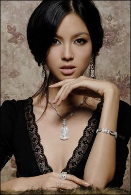 Чжан Цзылинь Мисс мира 2007 фото / Zhang Zilin Miss World 2007 photo