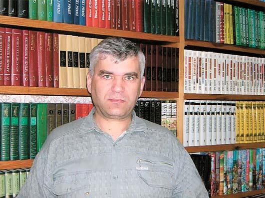 Николай Быховцев. Фото