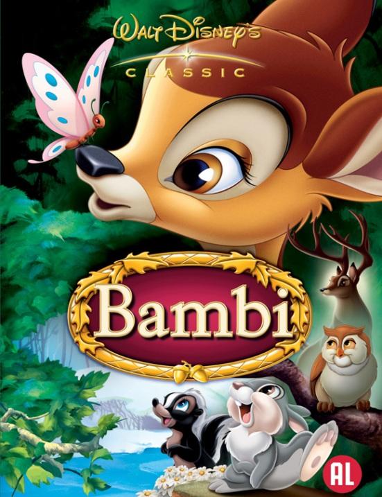 Бэмби / Bambi (1942)