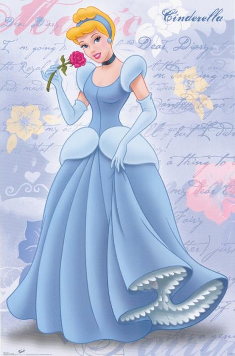 Золушка (Мультфильм студии Уолта Диснея) / Cinderella (1950 animated film)