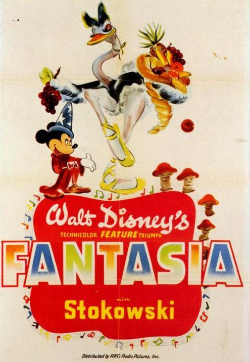 Фантазия / Fantasia (1940)