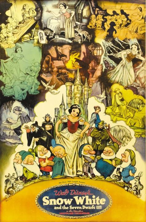 Белоснежка и семь гномов (Мультфильм) / Snow White and the Seven Dwarfs (1937 animated film)