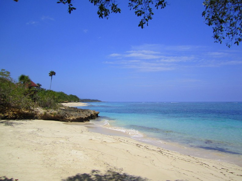 Пляж Баракоа (Куба). Фото