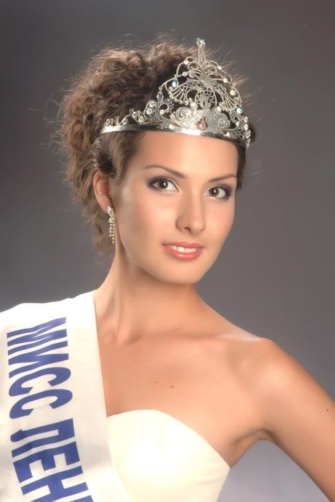 Елена Чепильченко, Мисс Ленинградская область 2011. Фото / Elena Chepilchenko Miss Russia International 2011. Photo