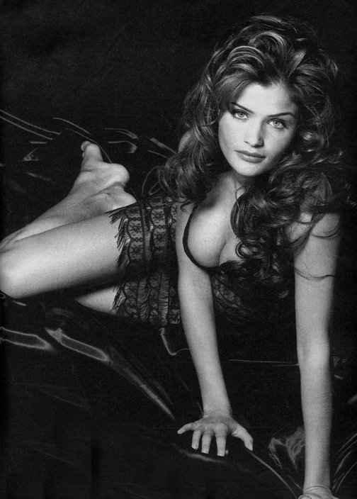 Хелена Кристенсен фото / Helena Christensen photo