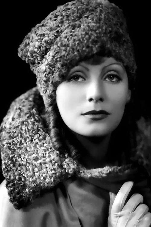 Грета Гарбо - Ниночка. Фото / Greta Garbo  - Ninotchka. Photo