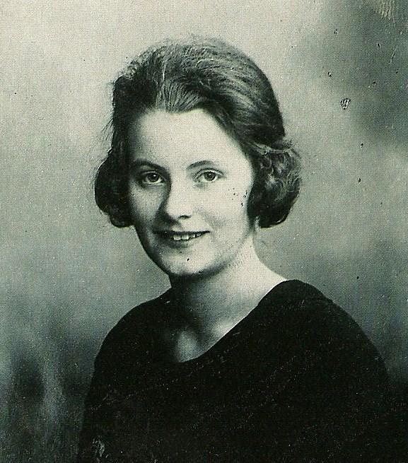 Грета Гарбо в детстве. Фото / Greta Garbo in childhood. Photo