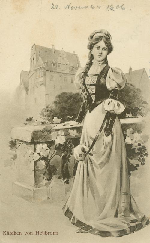 Кетхен из Гейльбронна (Das Käthchen von Heilbronn)