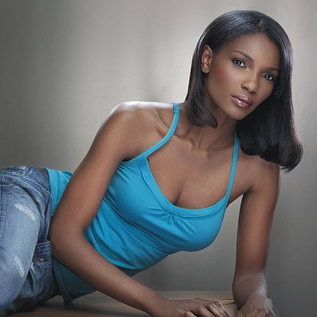 нигерийка Агбани Дарего Мисс мира 2001 Фото / Agbani Darego (Nigeria) Miss World 2001 Photo