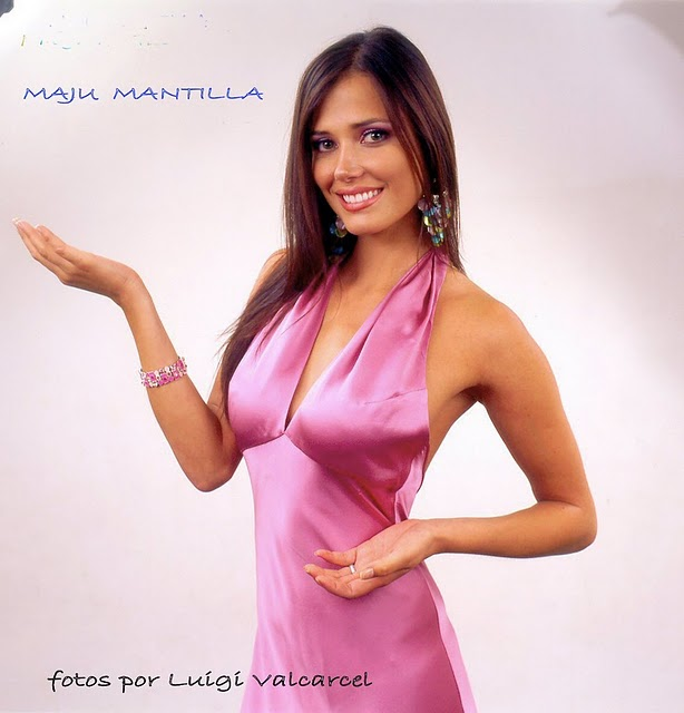 перуанка Мария Хулия Мантилья Мисс мира 2004 Фото / María Julia Mantilla (Peru) Miss World 2004 Photo