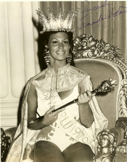 Дженнифер Хостен (Гренада) Мисс мира 1970 Фото / Jennifer Hosten (Grenada) Miss World 1970 Photo