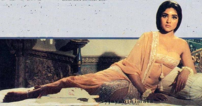 самая красивая индианка Виджаянтимала. Фото / Vyjayanthimala. Photo