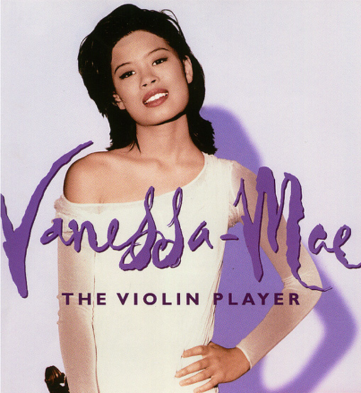Vanessa-Mae - The Violin Player