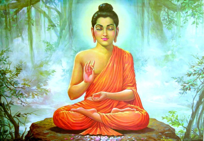 a biography of buddha the myth or history