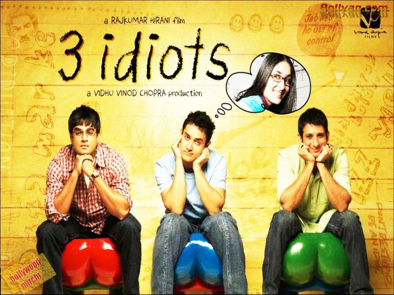 3 идиота / 3 Idiots