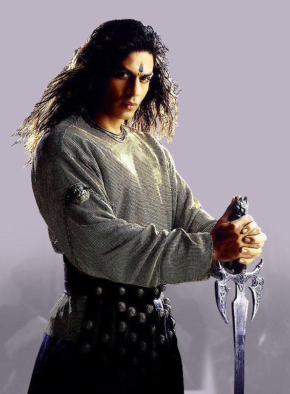 Шахрукх Кхан (Ашока) / Shahrukh Khan (Asoka)