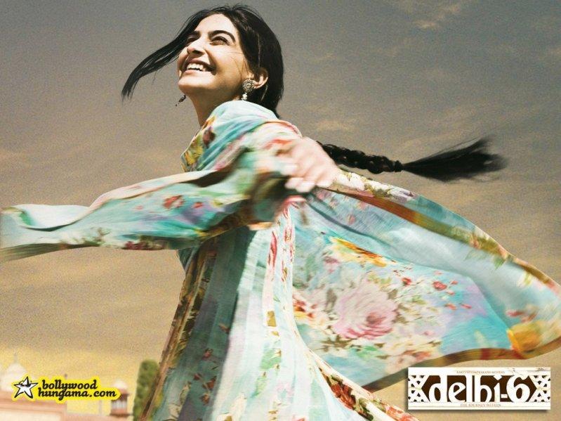 Сонам Капур (Дели 6) / Sonam Kapoor (Delhi-6)