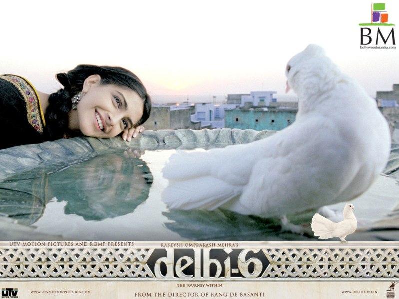 Сонам Капур (Дели-6) / Sonam Kapoor (Delhi-6)