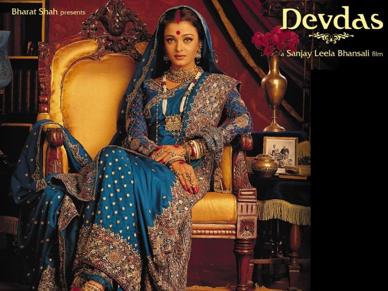 Айшвария Рай (Девдас) / Aishwarya Rai (Devdas)