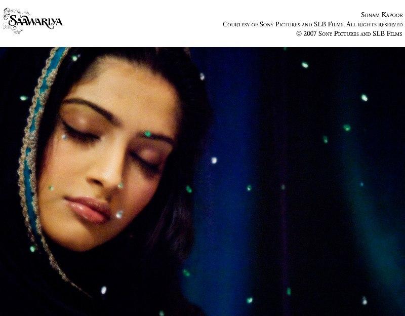 Сонам Капур (Возлюбленная) / Sonam Kapoor (Saawariya)