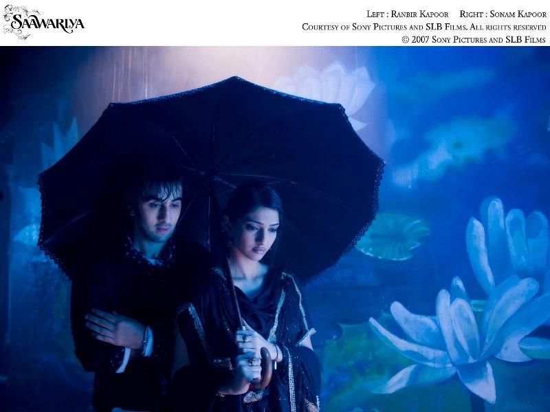 Ранбир Капур и Сонам Капур (Возлюбленная) / Ranbir Kapoor, Sonam Kapoor (Saawariya)